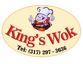 King's Wok Chinese Restaurant, Indianapolis, IN